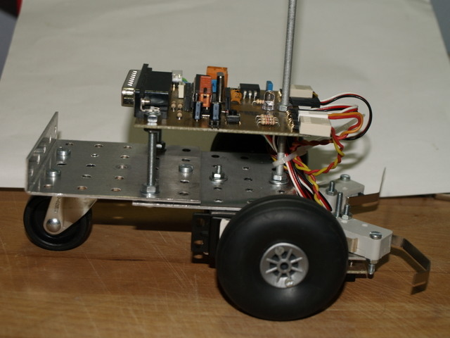 Robot CurRo 2009